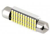 6451 LED CAN Bus Bulb - 33 SMD LED Festoon - 41mm/42mm