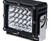 "6.5"" Rectangular 100W Super Duty High Powered LED Work Light"