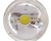 74 LED Bulb - 1 LED - Miniature Wedge Retrofit: Front View