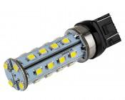 7443 LED Bulb - Dual Function 28 SMD LED Tower - Wedge Retrofit