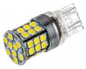 7443 LED Bulb - Dual Function 45 SMD LED Tower - Wedge Retrofit