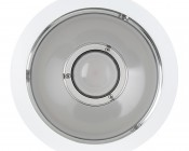 "8"" Architectural Retrofit LED Downlight - 280 Watt Equivalent - 2,800 Lumens: Front View"
