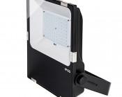 80 Watt High Power LED Flood Light Fixture - 9,300 Lumens
