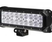 "9"" Heavy Duty Off Road  LED Light Bar - 54W"
