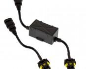 LED Warning Canceller for 9006 LED Motorcycle Headlight Bulb Conversion Kit