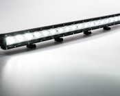 Off Road LED Light Bar with Combo Beam shown on