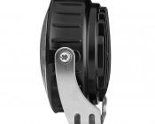 9 Watt Heavy Duty LED Auxiliary Light Kit - Round Set: Profile View