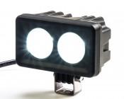 AUX-20W-D15 - 20 Watt Dual LED Mini Auxiliary Work Light