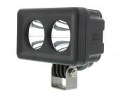 20 Watt Dual LED Mini Auxiliary Work Light