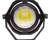 10W COB High Power LED Auxiliary Strobe Light Kit: Front View