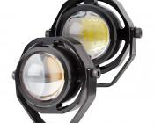 10W COB High Power LED Auxiliary Strobe Light Kit