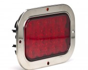 RTSS-xHB20 - Rectangular Stop/Tail/Turn LED Truck Lamp