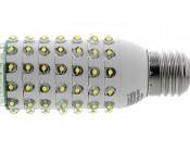 T10 LED Bulb, 108 LED - 6 Watt- Profile View