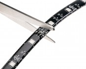 WFLS Flexible LED Light Strips may be cut at the locations indicated by the scissor symbols