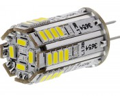 G4 LED Bulb - 36 SMD Bi-Pin LED Tower