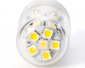 LED G9 Base Bulb - 24 SMD LED Tower