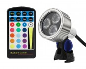 G-LUX Series RGB Remote with GLUX-RGB6W-S40 (sold separately)