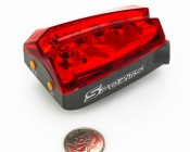 SG-BL01 - LED Bicycle Tail Light with Laser