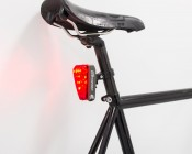 SG-BL01 - LED Bicycle Tail Light Installed under Bicycle Seat