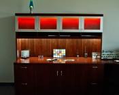 RGB Flexible Light Strips Line Under Desk for Accent Lighting