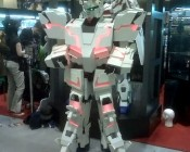 """My Unicorn Gundam Cosplay at Sakura-con 2012 in Seattle, WA"""