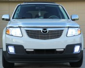 DRL-CW8HF installed on a 2011 Mazda Tribute