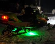 Green LUXART LED module - SBL Brand