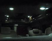 194-x5 vehicle LED Light interior shot