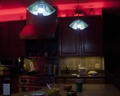 LED Light Strip Full Kit with Multi Color LEDs - LED Tape Light with 9 SMDs/ft., 3 Chip RGB SMD LED 50
