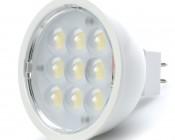 MR16-xW4W-Px - 4 Watt LED MR16 Bulb