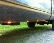M11 LEDs on a customer truck - Thanks Austin G.