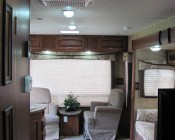 Cool White 921-WHP9-T used as interior lighting in RV