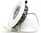 RLFN-x7W - 7 Watt LED Recessed Light Fixture - CREE XPE