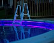 Weatherproof RGB light strip Outline Pool
