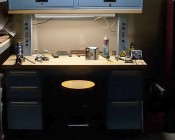 LP-HKO-3 - LED Panel Light Suspension Kit Mounting Hardware for 50W LED Panel Light Fixture - 2ft x 4ft