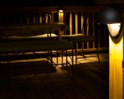 LED Deck and Step Light - 4 Watt - Cosmetic Blemish