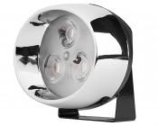 High Power LED Auxiliary Light Kit - Round -Set of Two