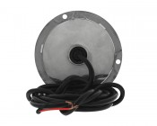 MLSS-B9W - 9 Watt Underwater LED Light - Marine Grade 316 Stainless Steel: Back View