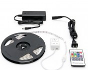 NFLS-RGB150-KIT - Color Changing Flexible LED Light Strip Kit