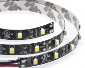 High Power LED Flexible Light Strip: Black Circuit