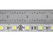LED Strip Light Reel - 101ft LED Tape Light with 18 SMDs/ft. - 3 Chip SMD LED 5050: Showing Length of Cuttable LED Segment