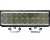 Off Road LED Light Bar: Front View