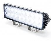 Dual Row Off Road LED Light Bar Turned On