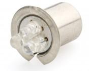 UV-BlackLight 3 LED FlashLight Bulb