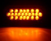 PT-x24-BRKT series Oval Truck Lamp w/ Bracket