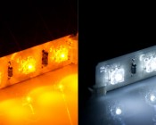 LB1-x12 Rigid LED Light Bar in Warm White and Cool White