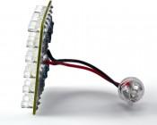 36 Cool White LED T10 PCB Lamp