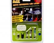 Universal 12-LED PCB Lamp
