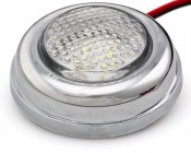 Round LED Accent Light