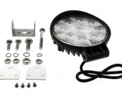 WL-27W-Rx High Powered LED Work Light: All Included Accessories and Mounting Screws